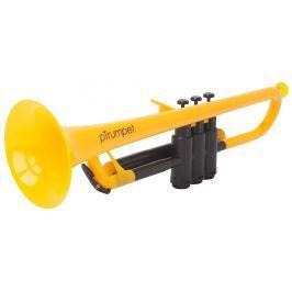 pTrumpet Trumpet Yellow Bb trąbki