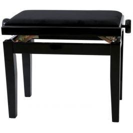 GEWA 130010 Piano Bench Deluxe Black High Gloss