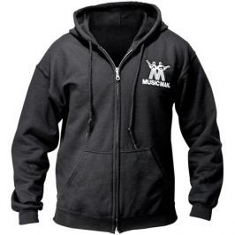 Ernie Ball 4691 Music Man Logo Hoodie Black M