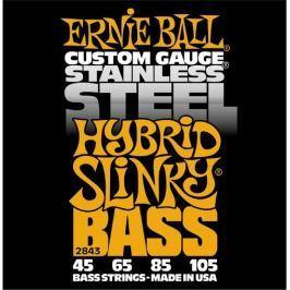 Ernie Ball 2843 Stainless Steel Hybrid Slinky Bass