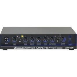 Warwick LWA-500-BK Wzmacniacze basowe tranzystorowe