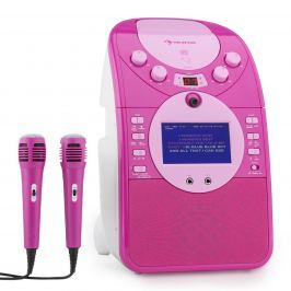 Auna ScreenStar Pink Karaoke systems