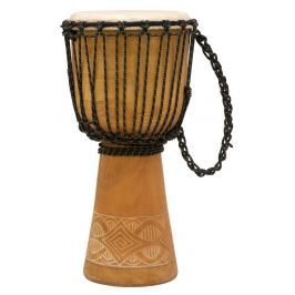 Terre Djembe Beginner Carved 50 cm