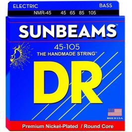 DR Strings Sunbeam Bass 45
