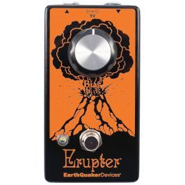 EarthQuaker Devices Erupter Fuzz Overdrive / Distortion / Fuzz / Boost
