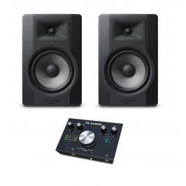 M-Audio BX8 D3 SET