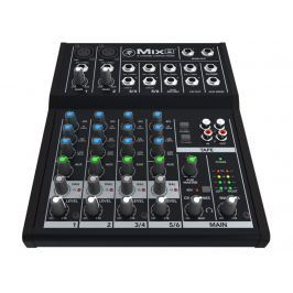 Mackie MIX8 8 Channel Compact Mixer