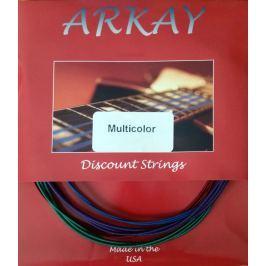 Aurora Arkay Standard Bass Guitar Strings 45-125 White