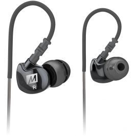 MEE audio M6 Memory Wire In-Ear Headphones Black