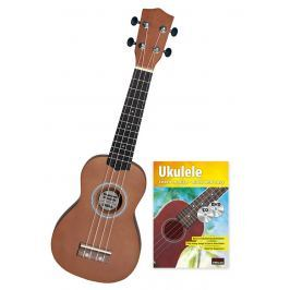 Cascha Soprano Ukulele Set with Book