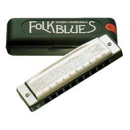 Tombo Folk Blues 1610F-C Harmonijki ustne diatoniczne