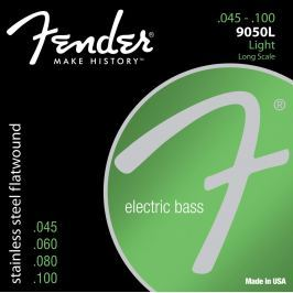 Fender 9050L Flatwound Bass Strings 45-100