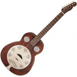 Fender Top Hat Resonator Brown Satin
