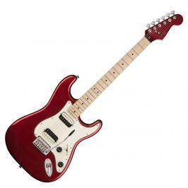 Fender Squier Contemporary Stratocaster HH MN Dark Metallic Red