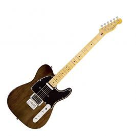 Fender Modern Player Telecaster Plus MN Charcoal Transparent T-Modele