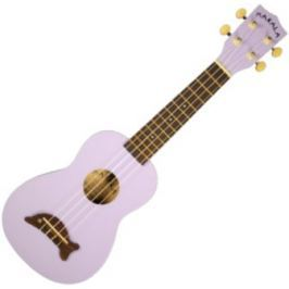 Kala Makala Soprano Ukulele Purple with Non Woven Bag