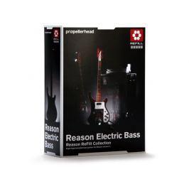 Propellerhead Reason Electric Bass Refill Sample i instrumenty wirtualne