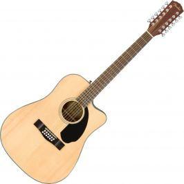 Fender CD-60SCE-12 Natural