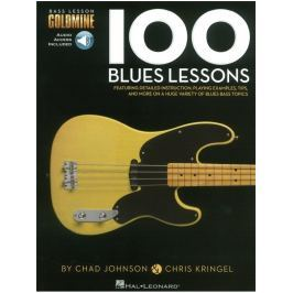 Hal Leonard Bass Lesson Goldmine: 100 Blues Lessons