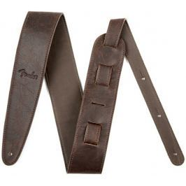 Fender 2,5'' Artisan Crafted Leather Strap Brown