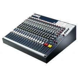 Soundcraft FX16II Miksery do 20 kanałów