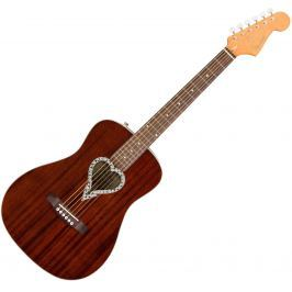 Fender Alkaline Trio Malibu Walnut FB Natural