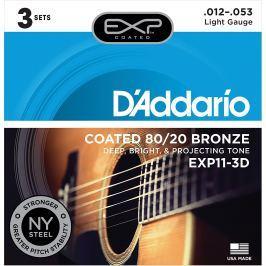 D'Addario EXP11-3D