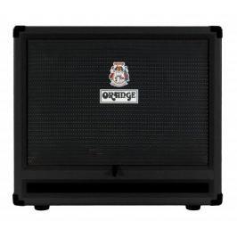 Orange OBC212 Isobaric Bass Guitar Speaker Cabinet Black
