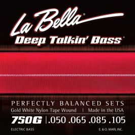 LaBella 750G Gold White Nylon Tape Wound Light 50-105