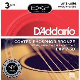 D'Addario EXP17-3D