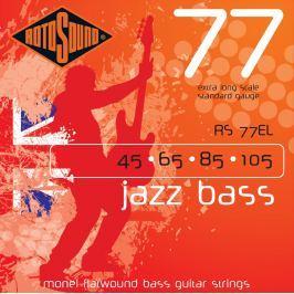 Rotosound RS77EL Gładkie struny basowe
