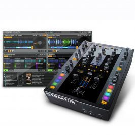 Native Instruments Traktor Kontrol Z2 Kontrolery i oprogramowania dla DJ