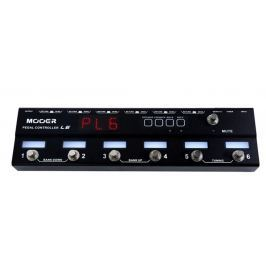 MOOER Pedal Controller Loop 6 with Tuning (B-Stock) #909915