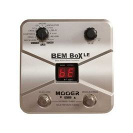 MOOER BEM Box LE Bass Guitar MultiFX Processor (B-Stock) #910109