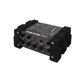 Nux PMX-2 Multi-Channel Mini Mixer (B-Stock) #910186