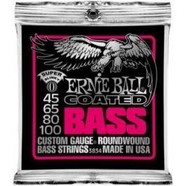 Ernie Ball 3834 Coated Bass Super 45-100