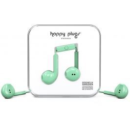 Happy Plugs Earbud Plus Mint