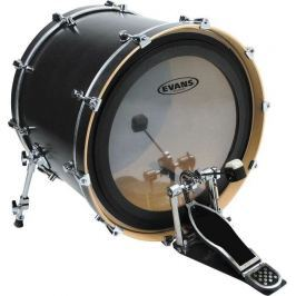 Evans 22'' GMAD Clear