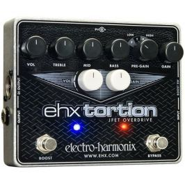Electro Harmonix EHX TORTION Overdrive Distortion Pedal