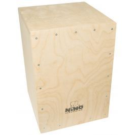 Nino NINO951-MYO Make Your Own Cajon Kit, Natural Finish