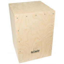 Nino NINO951-MYO Make Your Own Cajon Kit, Natural Finish Wood Cajon