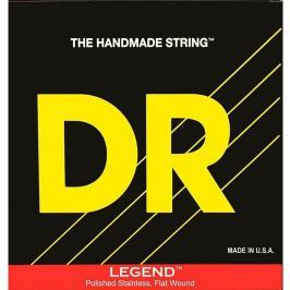 DR Strings Hi-Beam Flats 5 String Medium