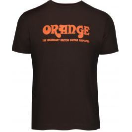 Orange Classic Brown T-Shirt XL