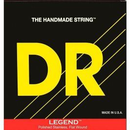 DR Strings Hi-Beam Flats Medium Grubość 045