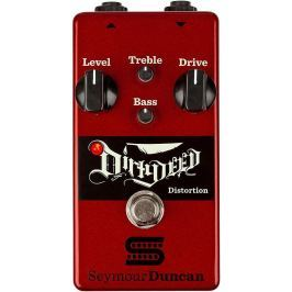 Seymour Duncan Dirty Deed Distortion Pedal Overdrive / Distortion / Fuzz / Boost