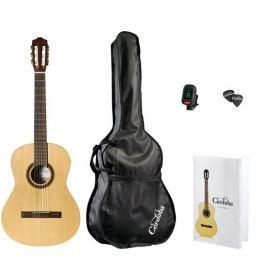 Cordoba CP100 Guitar pack Gitary klasyczne-wielkość 4/4