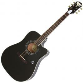 Epiphone PRO-1 Ultra Acoustic Electric Ebony