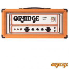 Orange AD 200 B Mk3 Wzmacniacze basowe lampowe