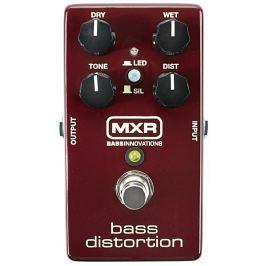 MXR M85 Bass Distortion Pedały efektowe do gitar basowych