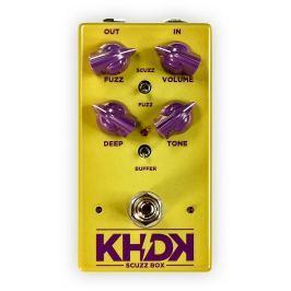 KHDK Electronics Scuzz Box